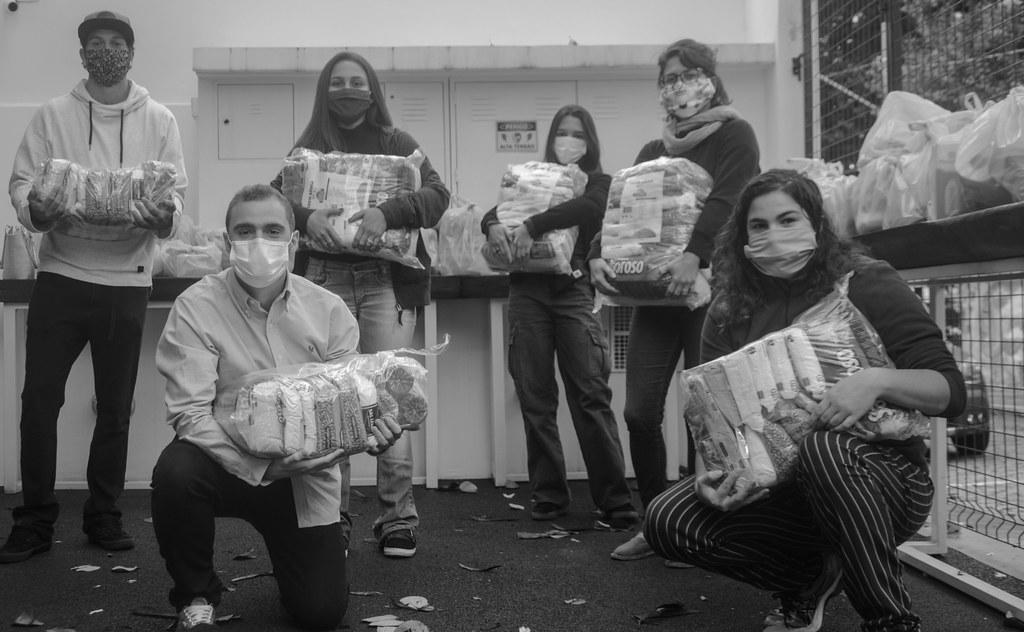 dia das boas ações no combate à fome